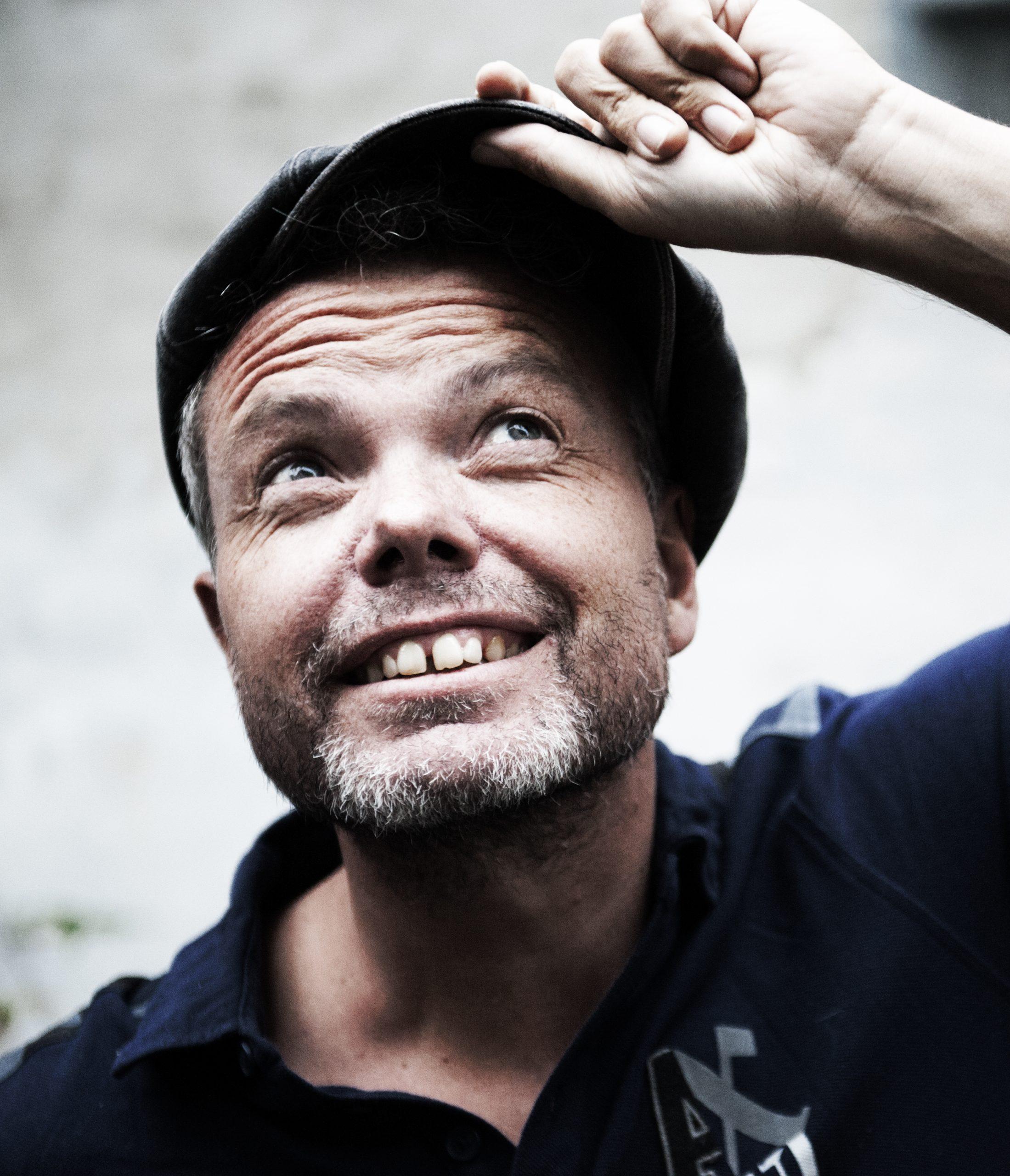 Rasmus Nøhr Duo + middag i Gylling Forsamlingshus