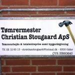 Tømrermester Christian Stougaard
