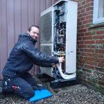 FJ varmepumper og hvidevareservice