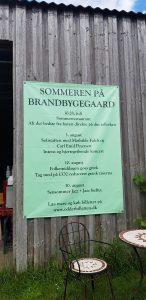 Sommermarked Brandbygegaard 2019