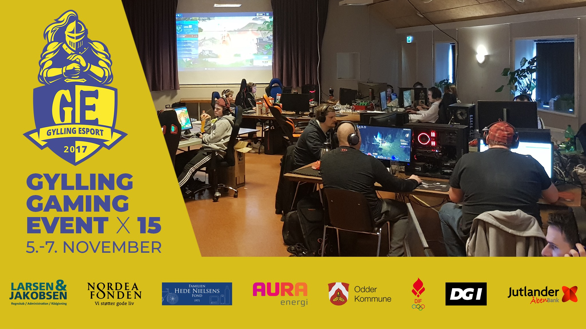 Gylling Gaming Event