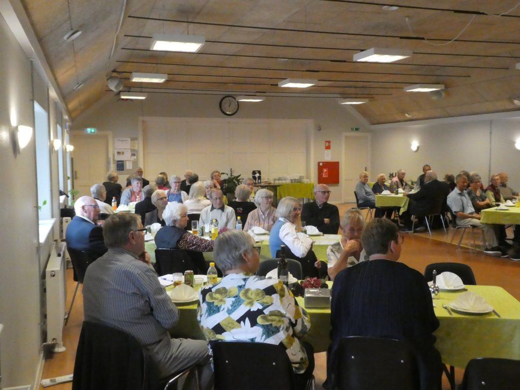 Gylling Pensionistforening 70 års jubilæum