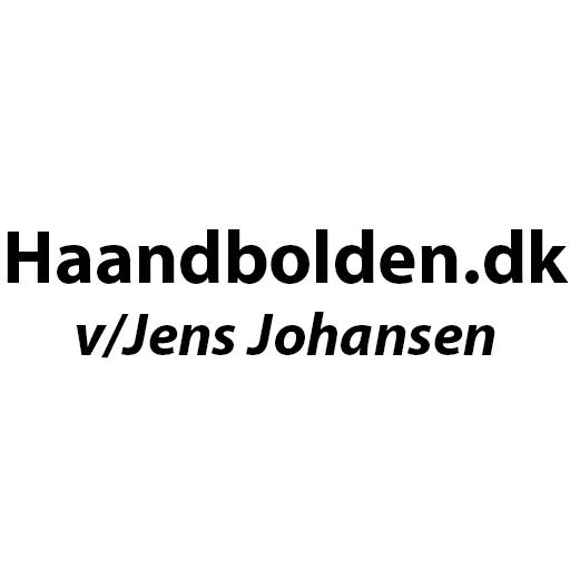 Logo haandbolden.dk