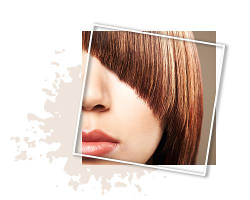 Haarmeisterei Haarfarbe