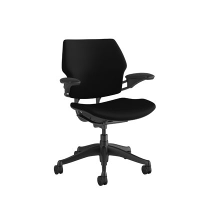 humanscale freedom task chair - office mid-back staff chair - office chair in karachi