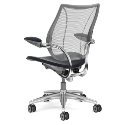 humanscale liberty task chair - mesh back - office mid-back staff chair - office chair in karachi
