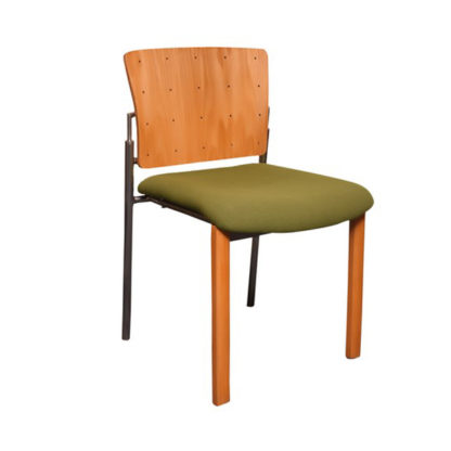 colin chair - office visitor chair - office chair in karachi - best wooden chair