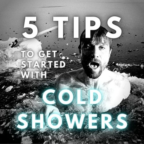 Cold Showers – 5 Tips to Get Started