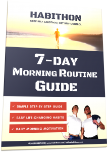 7-day morning routine guide