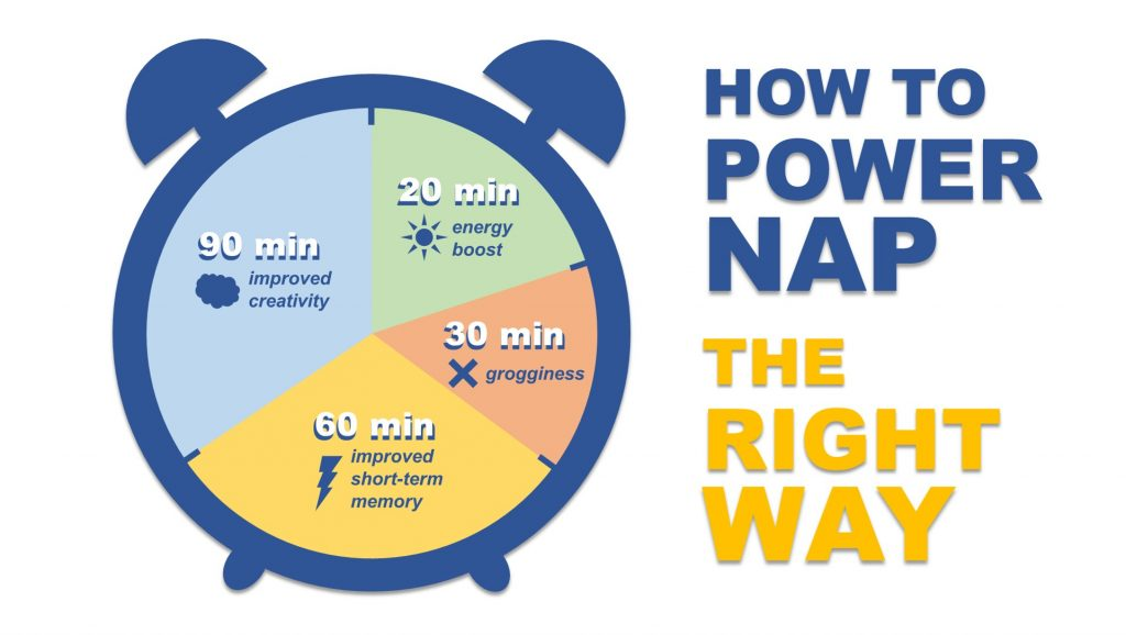 power nap the right way