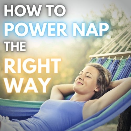 Are Power Naps Good or Bad? How to Power Nap the Right Way