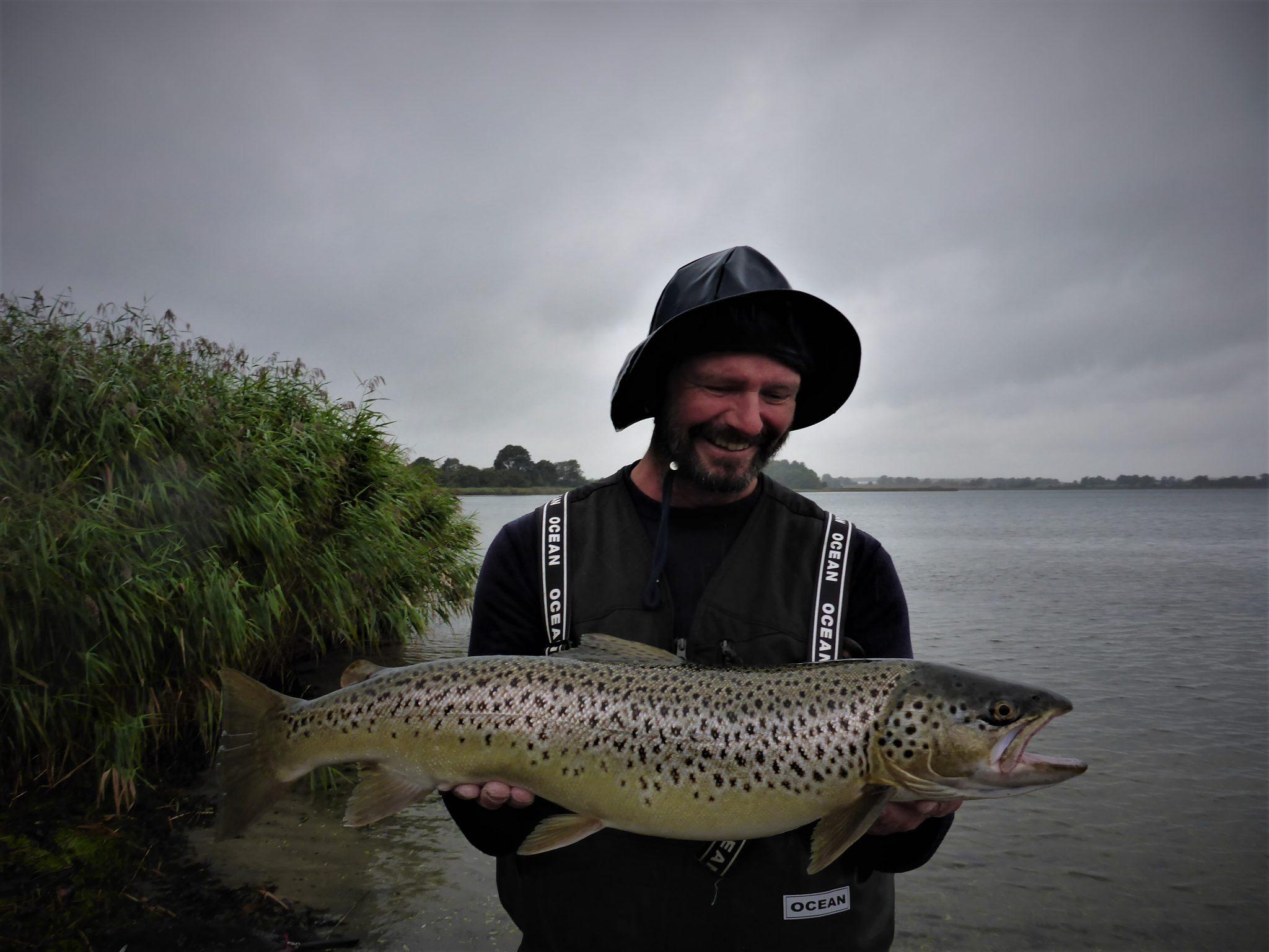 Lystfiskeri i Haderslev Fjord