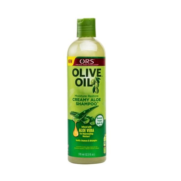 olive oil shampoo