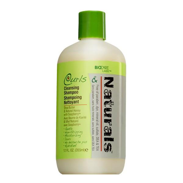 naturals shampoo
