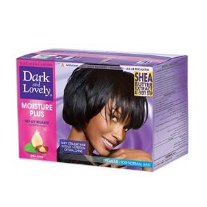 box kit til glatning af hår