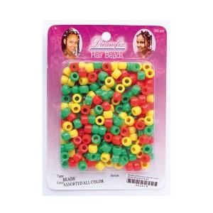 rasta farvede perler