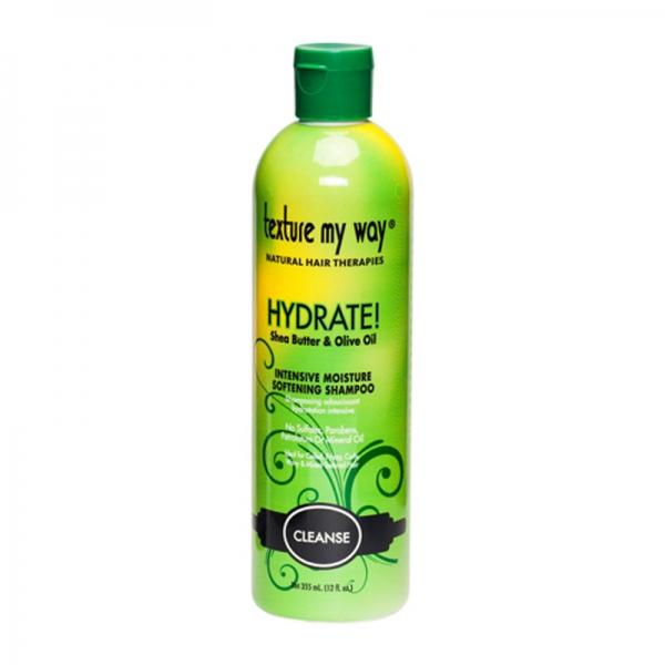 Texture my way hydrate shea butter shampoo