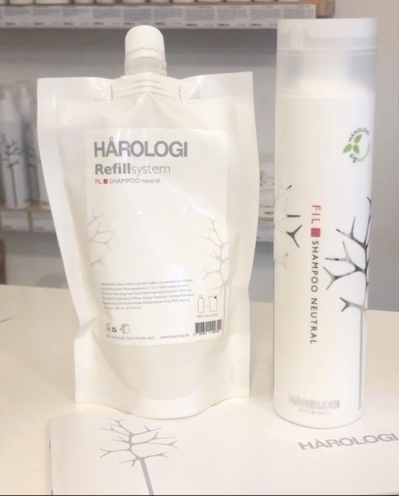 Skræddersyet shampoo
