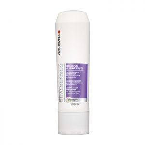 Goldwell Dualsenses Blondes & Highlights Anti-Brassiness Conditioner 200 ml