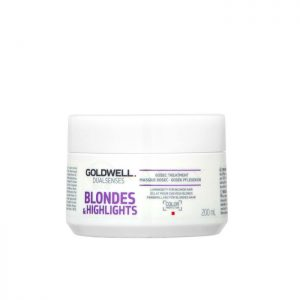 Goldwell Dualsenses Blondes & Highlights 60 Sec Treatment -200ml