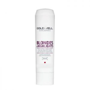 Goldwell Dualsenses Blondes & Highlights Anti-Yellow Conditioner 200 ml