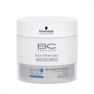 Schwarzkopf BC Hair + Scalp Pre-Shampoo Peeling 200 ml