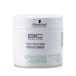 Schwarzkopf BC Sensitive Soothe Mild Treatment 200 ml