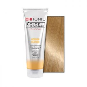 Chi Ionic Color Illuminate Color Enhancing Conditioner Golden Blonde 251 ml