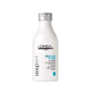 L'Oreal Expert Instant Clear Zuiverende Anti-Roos Shampoo 250 ml