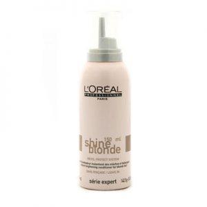L'Oreal Expert Shine Blonde Glanzende Verzorging Mousse 150 ml