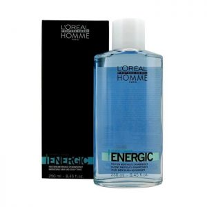 L'Oreal Homme Energic Energising Hair and Scalp Tonic 250 ml
