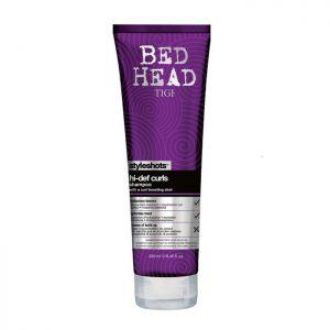 Tigi Bed Head Styleshots Hi-Def Curls Shampoo 250 ml