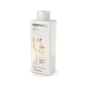 Framesi Morphosis Passion Blonde Shampoo 250 ml
