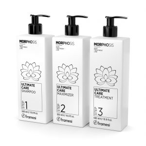 Framesi Morphosis Ultimate Care Salon Kit 3 x 500 ml