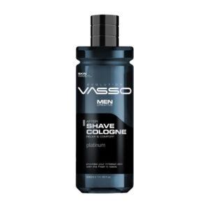 Vasso Skin Wave After Shave Cologne Platinum 330 ml