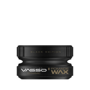 Vasso Pomade Wax Black Edition Dynamic 150 ml