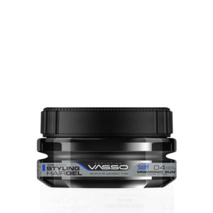 Vasso Styling Hair Gel Mnemonic Gum Stiff 250 ml