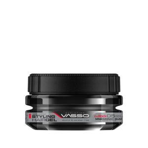 Vasso Styling Hair Gel Mnemonic Gum The Rock 250 ml