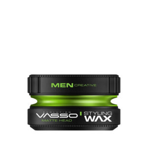 Vasso Styling Wax Pro-Matte Matte Head 150 ml