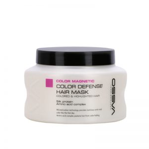 Vasso Color Magnetic Color Defense Hair Mask voor Gekleurd Haar 525 ml