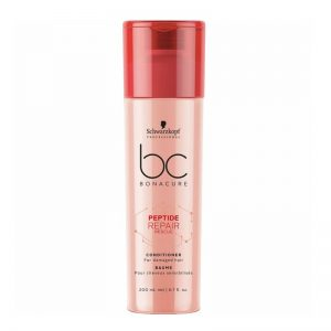 Schwarzkopf BC Bonacure Peptide Repair Rescue Conditioner 200 ml