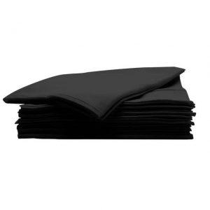 Absorb dry wegwerphanddoeken 40x80cm 50 stuks zwart