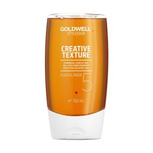 Goldwell Stylesign Creative Texture Hardliner Acrylic Gel 140 ml
