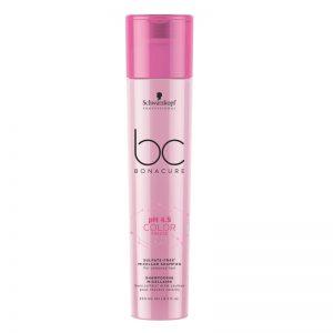 Schwarzkopf BC Bonacure pH 4.5 Color Freeze Micellar Shampoo voor gekleurd haar 250 ml
