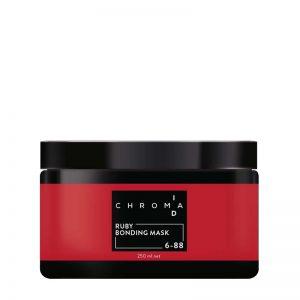 Schwarzkopf Chroma ID Ruby Bonding Mask 6-88 250 ml