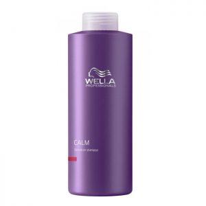 Wella Calm Shampoo voor de gevoelige hoofdhuid 1000 ml