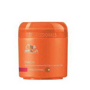 Wella Enrich Hydraterend masker voor fijn tot normaal haar 150 ml