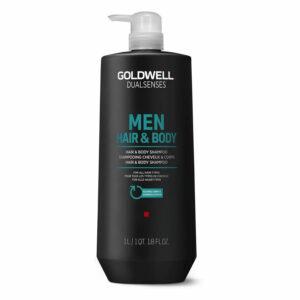Goldwell Dualsenses Men Hair & Body Shampoo 1000 ml