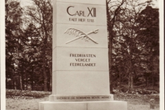 Karl XIIs minnesmerke