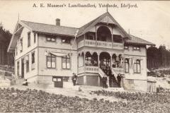 Musæus's Landhandleri